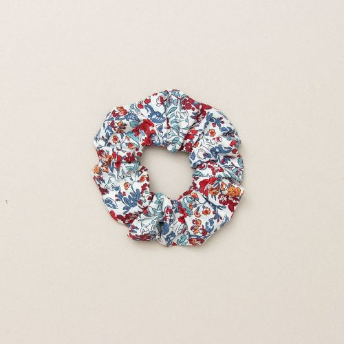 Snow Drop - Classic Scrunchie