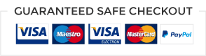 Guaranteed Secure Checkout