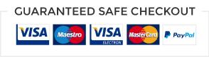 Guaranteed Secure Checkout